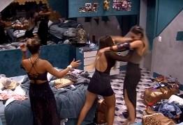 Hariany é expulsa do 'BBB19' por agredir Paula –  VEJA VÍDEO