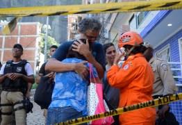 COMUNIDADE DA MUZEMA: Bombeiros encontram mais um corpo; total de mortos chega a 10