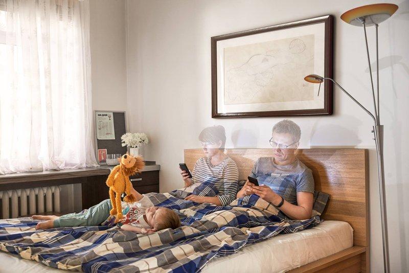 vício no celular está2 - Vício no celular está afastando as famílias dentro de suas próprias casas