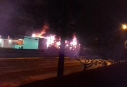 Incêndio atinge fábrica de armas da Taurus – VEJA VÍDEO