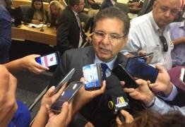 REUNIÃO COM DEPUTADOS: Adriano Galdino anuncia medidas de segurança na ALPB – OUÇA