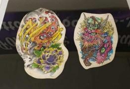 LEMBRANÇA MACABRA: Funerária retira pele de clientes e faz 'tatuagens emolduradas'