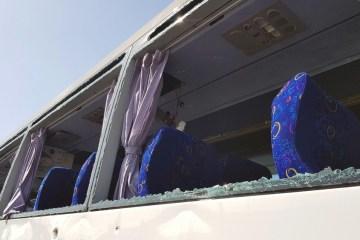 2019 05 19t134303z 4326913 rc1c29293210 rtrmadp 3 egypt security - FORTE EXPLOSÃO: Ônibus de turismo é atingido perto das pirâmides de Gizé e deixa feridos