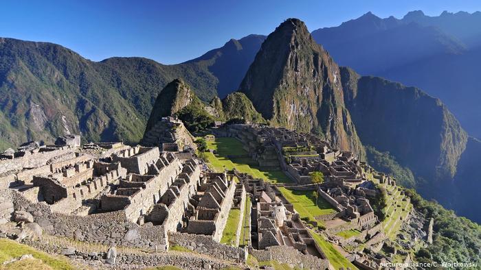 45358507 303 - Peru restringe acesso a Machu Picchu