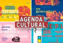 AGENDA CULTURAL: Confira os eventos que agitam a capital paraibana