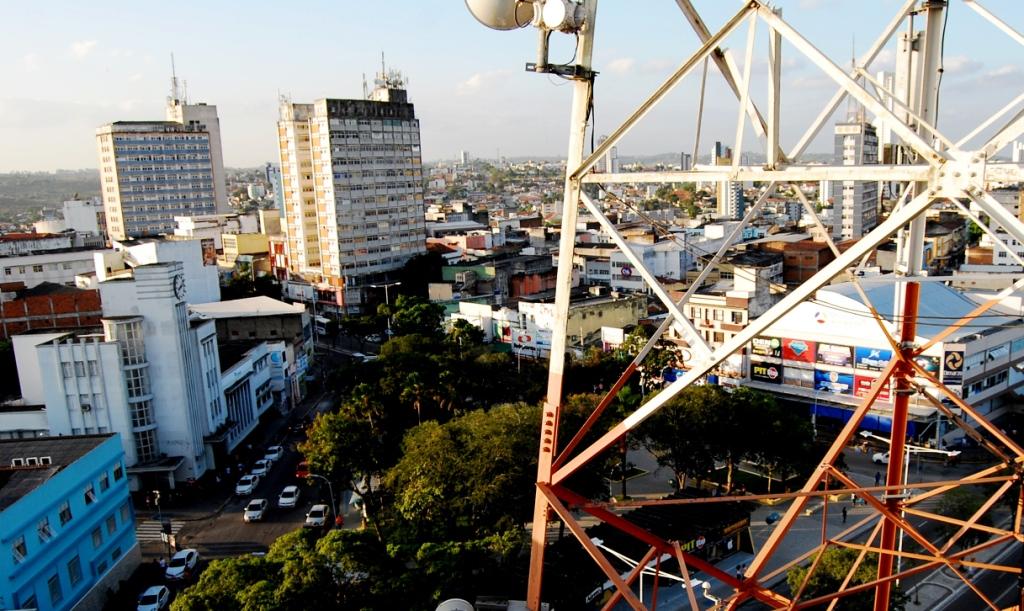 Av. Floriano centro 22 1024x611 - Campina Grande é a 2ª cidade melhor para se viver no Nordeste; Veja lista