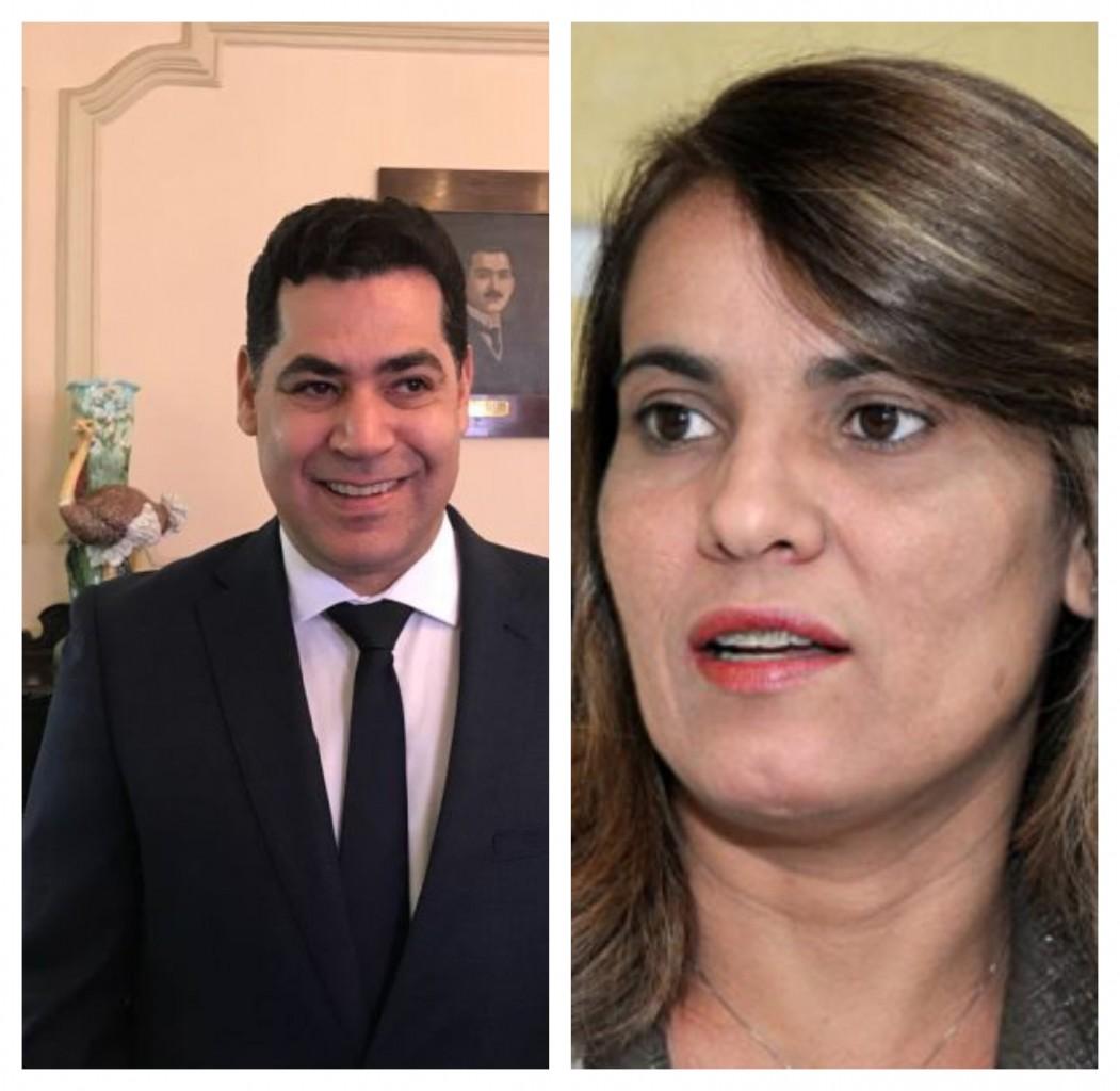 BeFunky collage 1 - OPERAÇÃO CALVÁRIO: Processos de Livânia e Gilberto Carneiro foram transferidos para a 5ª Vara Criminal da Capital