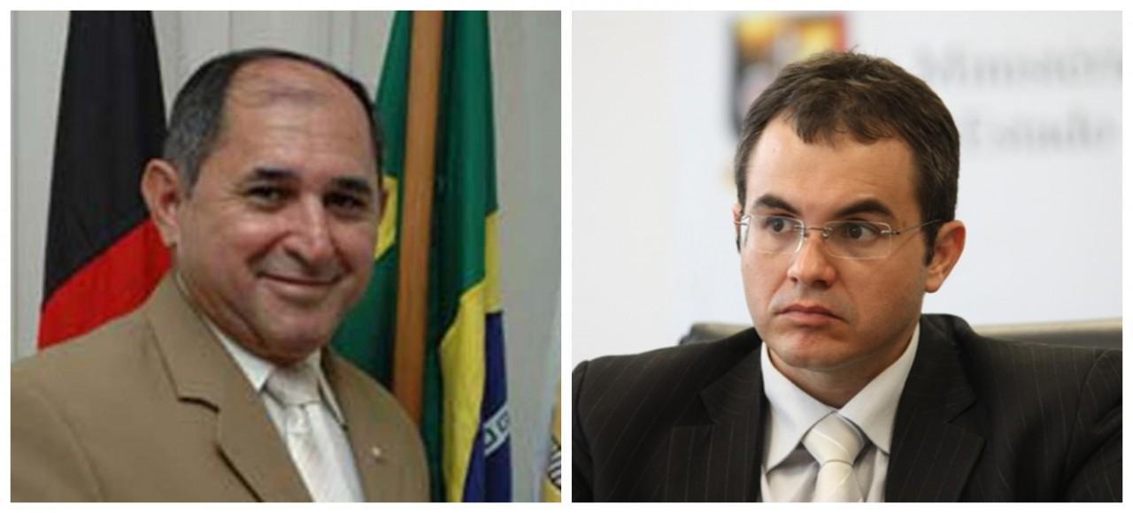 BeFunky collage 2 - CRISE E RACHA NO MP: Parecer pela soltura de Roberto Santiago de Dr. Sagres é contestado pelo GAECO - VEJA NOTA