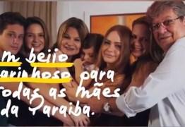 João Azevêdo fala da saudade da mãe e homenageia esposa – VEJA VÍDEO