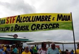 """Atos pró-Bolsonaro são """"lenha na fogueira"""" com Congresso, dizem analistas"""