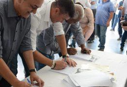 Vereadores participam de evento a favor da proposta de unificação das eleições em 2022