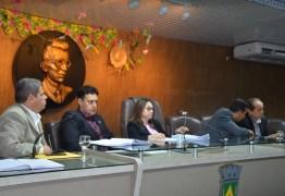 Presidente Ivonete Ludgério instala CPI dos Combustíveis na Câmara de Campina Grande
