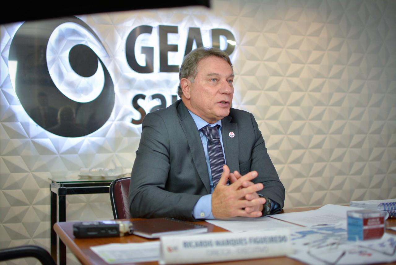 DiretorGeap CredFotoJeanCarlos2 - Entrevista: Diretor-Executivo da Geap fala da nova fase da Operadora