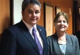 Efraim Filho se reúne com reitora da UFPB e garante empenho para reverter corte do Governo Bolsonaro
