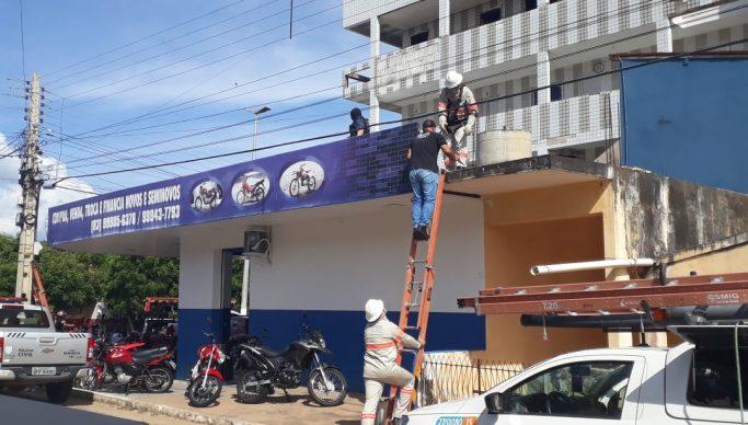 Energisa - Operação prende onze pessoas por furto de energia em cidades da Paraíba