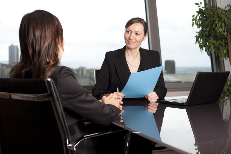 FOTO 2 - Mercado de trabalho: meio minuto decisivo na escolha de candidatos a emprego