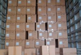 Secretaria de Estado da Fazenda flagra produtos de informática irregulares em Cabedelo