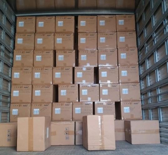 FOTO APREENSO CARGA DE INFORMTICA CABEDELO OK Caixas 300x277 - Secretaria de Estado da Fazenda flagra produtos de informática irregulares em Cabedelo