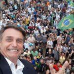 Jair Bolsonaro protesto 1 - Incentivo na web para atos de domingo é 6 vezes maior do que em 15 de maio