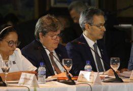 João Azevêdo e demais governadores do Nordeste asseguram recursos para infraestrutura