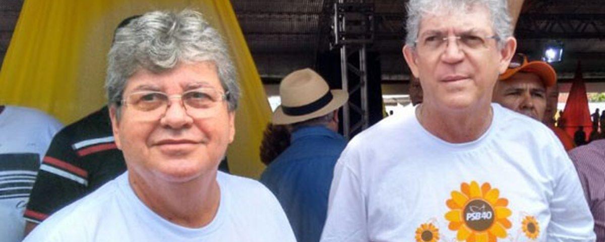 João Azevedo Ricardo 1 1200x480 - Azevêdo e líder na AL divergem de Ricardo e dizem que G-10 é governo