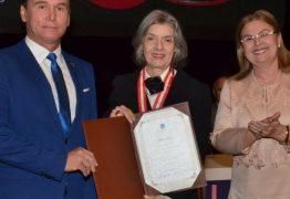 TJPB entrega medalhas do Mérito Judiciário a Cármen Lúcia, Luciano Maia e Rogério Fialho