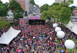 DIA DAS MÃES: TV Arapuan realiza festa das mães no Parque da Lagoa em João Pessoa