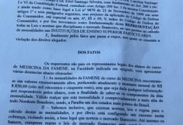 SEGUNDO ROUND: Facene/Famene é denunciada à Procuradoria Geral da República – Veja documento
