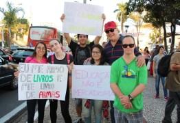 Irmãos de Dias Toffoli participam de protesto contra o governo, diz site