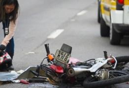 MAIO AMARELO: Detran-PB alerta para número elevado de acidentes de motos