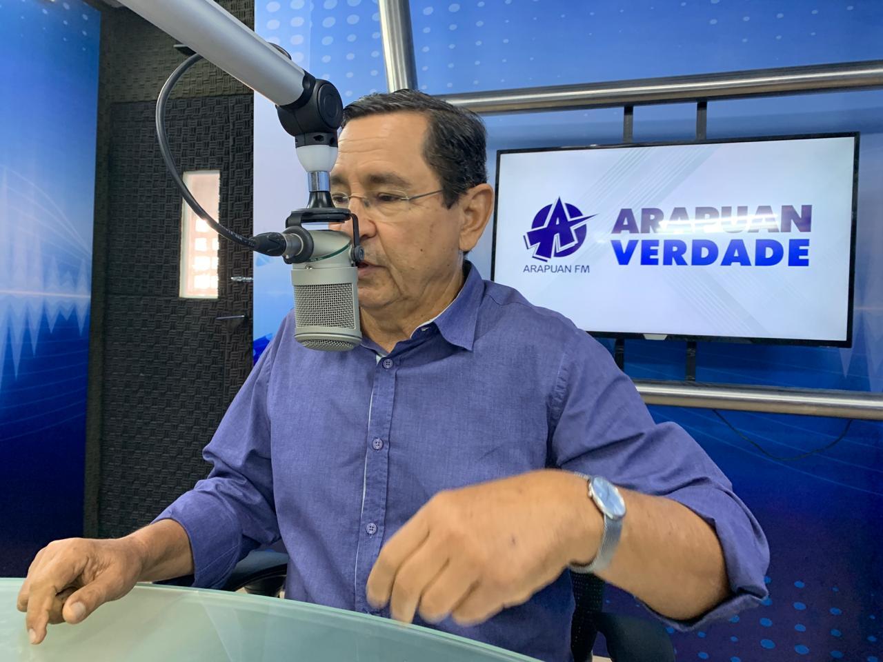 anísio maia arapuan verdade - Deputado Anísio Maia critica governo Bolsonaro e afirma que Sérgio Moro foi pau-mandado do golpe contra Lula - VEJA VÍDEO