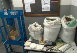 30 quilos de maconha são apreendidos pela polícia ao socorrer criança