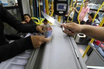 assalto onibus - INSEGURANÇA: Passageiros de ônibus são assaltados por trio armado em João Pessoa