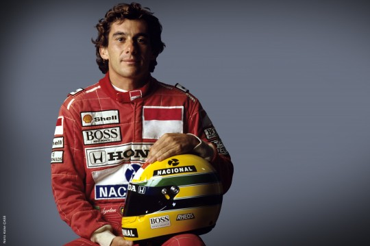 ayrton senna 01 jpg 540x359 - Netflix anuncia série ficcional sobre Ayrton Senna