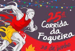 Secretaria de Esporte inscreve para 25ª Corrida da Fogueira de Cajazeiras até 14 de junho