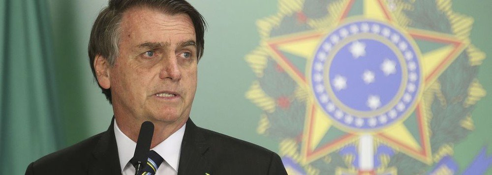 """bolsonaro - Porta-voz nega que """"tsunami"""" citado por Bolsonaro tenha relação com Flávio"""