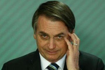 DESISTIU:Bolsonaro decide não ir a manifestação e orienta ministros a não participarem