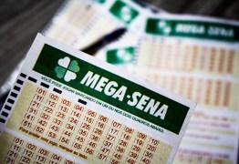 SUPER PRÊMIO: Mega-Sena acumula de novo e vai a R$ 120 milhões