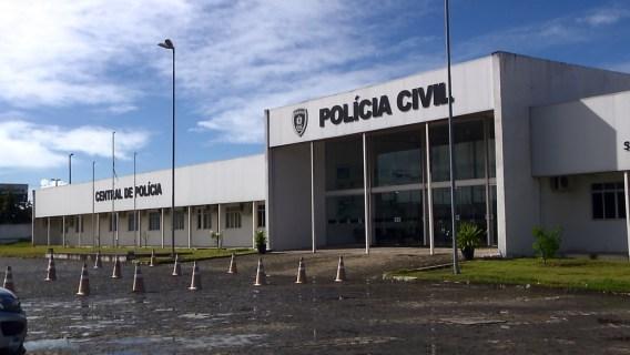 central de policia joao pessoa pb 300x169 - Mulher é presa no dia das mães suspeita de abandono de incapaz, em João Pessoa
