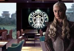 HBO edita Game of Thrones e tira copo de café da Starbucks que apareceu em cena