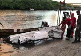 COMEÇA A PERÍCIA: Aeronáutica termina de recolher destroços do avião de Gabriel Diniz