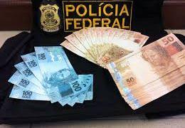 OPERAÇÃO CÉDULAS FALSAS: Polícia Federal cumpre medidas contra a falsificação de dinheiro em Campina Grande