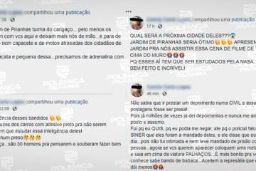 e6d4a04e 1960 437e 86b2 cda6cc491655 - Após explosão de banco em São Bento, mulher chama ladrões para sua cidade e é convidada a prestar depoimento
