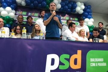 DE OLHO EM 2022: Romero assume comando do PSD na Paraíba