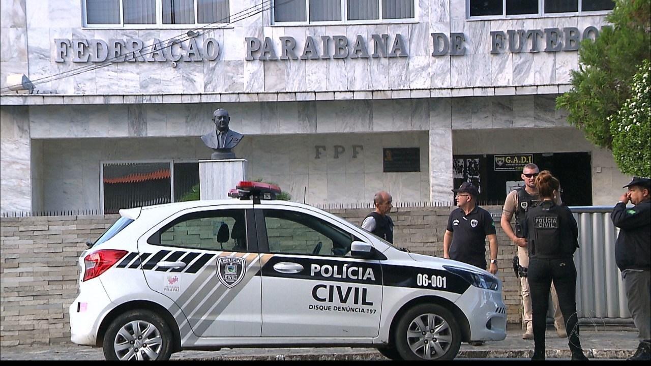 OPERAÇÃO CARTOLA: julgamento dos envolvidos começa nesta quinta-feira, em João Pessoa