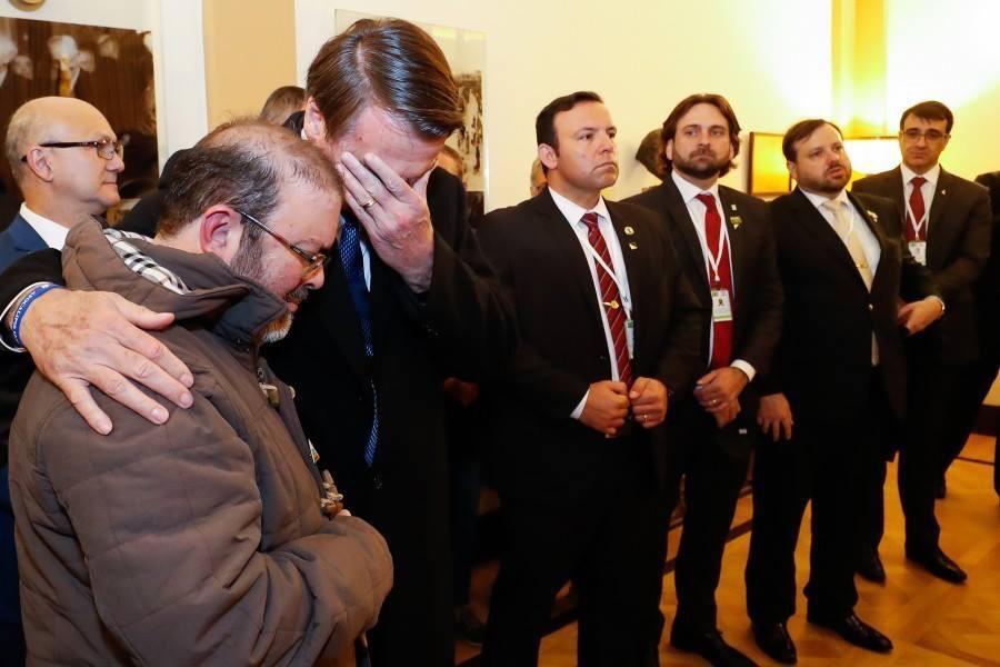 george bolsonaro - FOGO NO WHATSAPP DO CLERO ARQUIDIOCESANO: Pe. George deixa grupo da igreja após críticas a governo Bolsonaro