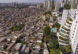 Desigualdade de renda no país sobe e bate recorde, diz FGV