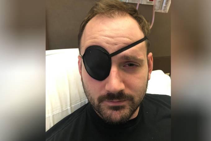 josh hadere28099s 20190507 001 - Americano de 28 anos sofre AVC após estalar pescoço