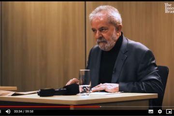 lula 2 - Defesa de Lula deve levar mensagens de Moro na Vaza Jato à ONU, diz jornalista