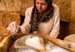 Três tumbas com mais de 4 mil anos são descobertas no Egito